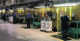 Metal Stamping Welded Assemblies Rochester Hills Michigan